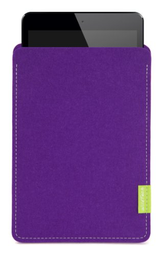 WildTech Sleeve für Medion LifeTab S8312 Hülle Tasche - 17 Farben (Made in Germany) - Lila