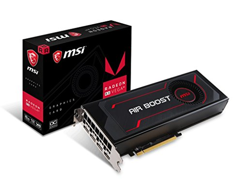 MSI Radeon Vega 56 Air Boost