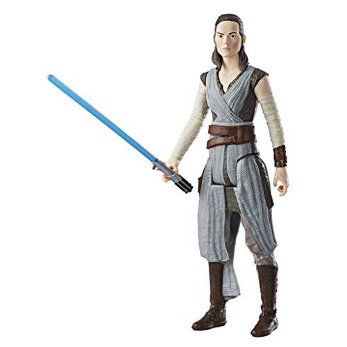 Star Wars Episode 8 – C1430 – Figur – Rey – 30 cm