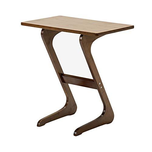 EIU verplaatsbare bank computer tafel bamboe bank bijzettafel W1/11