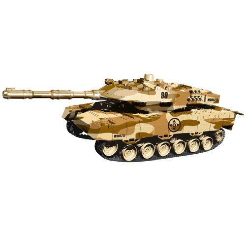 i.onik R/C Panzer braun
