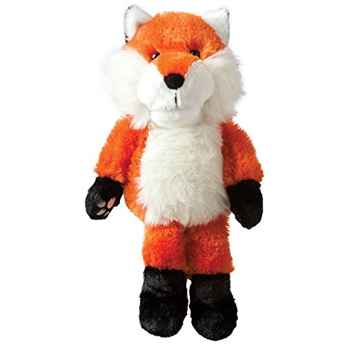 Manhattan Toy Paw-riffcs Fox Plush Hand Puppet