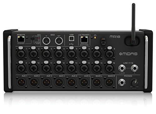 Midas MR1818-input Digital Mixer