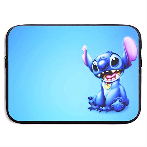 Water-Resistant Laptop Bags Angry Stitch Ultrabook Briefcase Messenger Sleeve Case Bags 15'