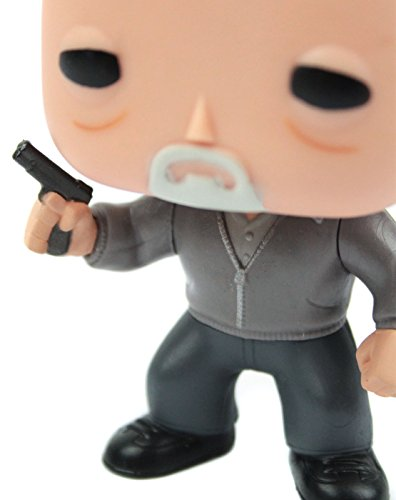 Funko Pop! Breaking Bad Mike Ehrmantraut Vinyl Figure 3