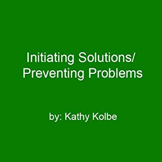 Initiating Solutions/Preventing Problems cover art