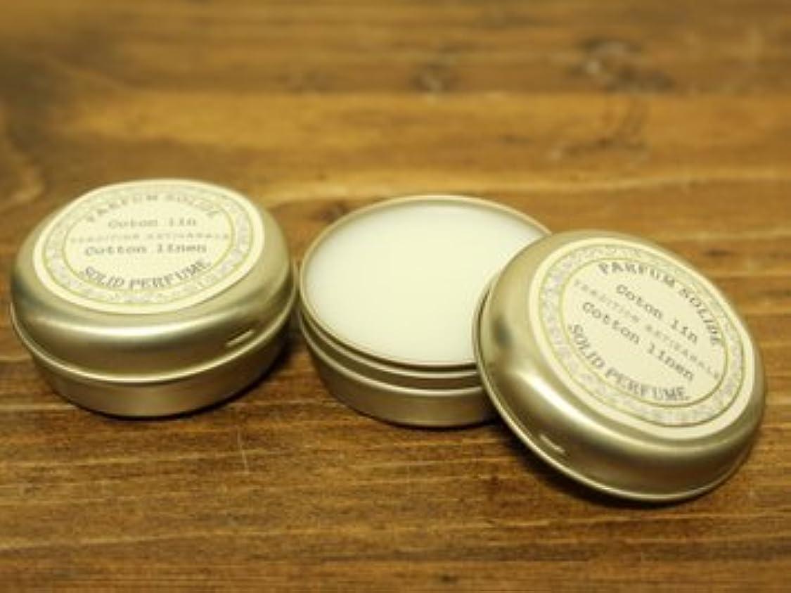 例支援するホースSenteur et Beaute(サンタールエボーテ) フレンチクラシックシリーズ 練り香水 10g 「コットンリネン」 4994228023056
