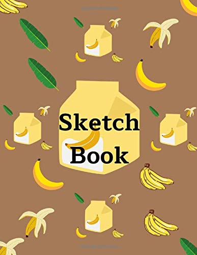 SketchBook: Banana Drawing Book | Practice draw and doodle