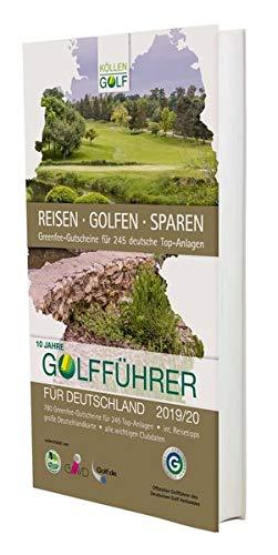 Golfführer für Deutschland 2019/20: Offizieller Golfführer des Deutschen Golf Verbandes (DGV)