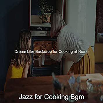 Dream Like Backdrop for Cooking at Home