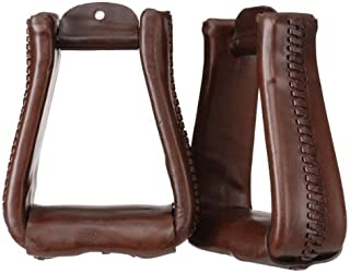 replacement western stirrup leathers