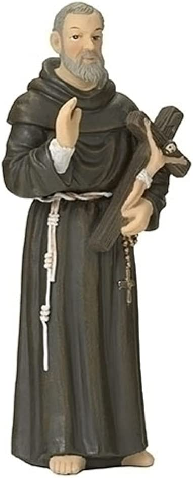 St. Pio Recommendation Padre Statue - 5028-9 Roman Ranking TOP4 3.5