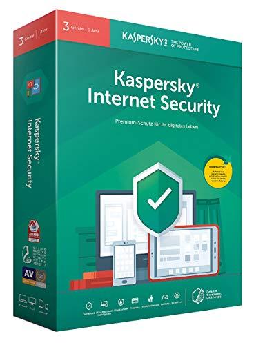 KASPERSKY Internet Security 3 Geraete Sierra Box (DE)