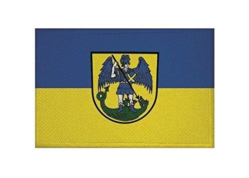 U24 Aufnäher Appenweier Fahne Flagge Aufbügler Patch 9 x 6 cm