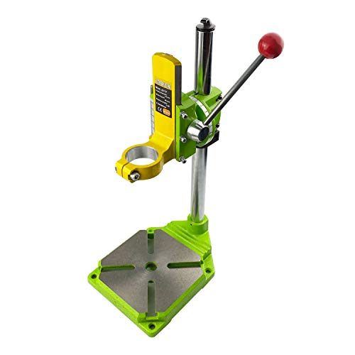 HFS (R) Floor Drill Press Stand Table for Drill Workbench Repair Tool Clamp for Drilling Collet,drill Press Table