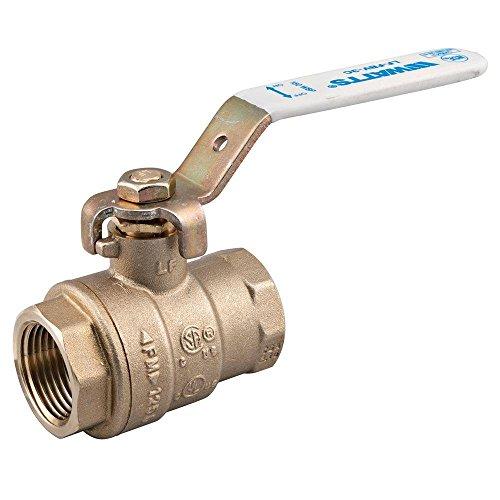 watts 1 inch ball valve - 7