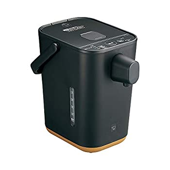 ZOJIRUSHI Microcomputer Boiling Electric Pot STAN   BLACK  CP-CA12BA【Japan Domestic Genuine Products】【Ships from Japan】