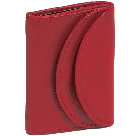 LEAS Minibörse Echt-Leder, Cherry Mini-Edition