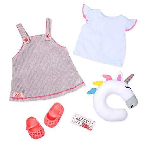 Our Generation Classic Clothes - Travel Set (Battat BD30385Z)