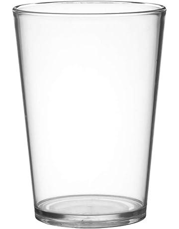 Multicolore Post Consumed Recycled Poliestereastic 9 cm Guzzini Tierra Set di 6 Bicchieri Bassi