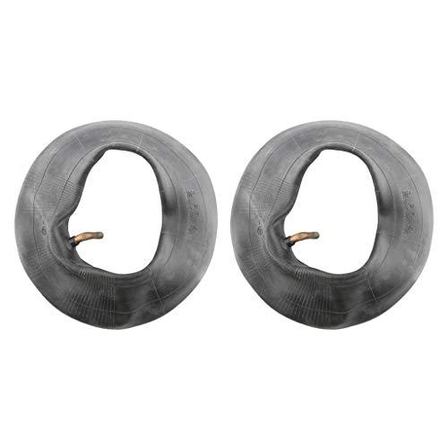 Almencla Tubo Interior 2.50-4 de Caucho, es Fácil Reemplazar los Neumáticos Viejos - 2 Piezas