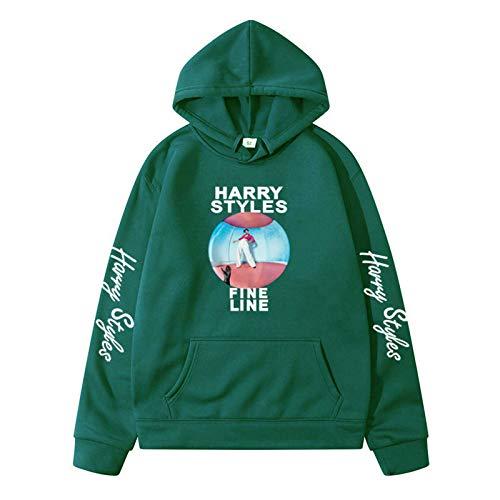Harry Styles Hoodies À Manches Longues Mode Hip Hop À Capuche Sweats Surdimensionnés pour Femmes Et Hommes Harajuku Casual Streetwear Vêtements