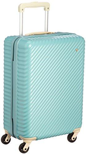 [ハント] スーツケース等 マイン ストッパー付き 48cm 33L 機内持込みサイズ 05745 機内持ち込み可 48 cm 2.7kg ブルークローバー
