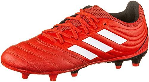 adidas Men's Copa 20.3 Fg Soccer Shoe, Active Red/FTWR White/Core Black, 8 UK