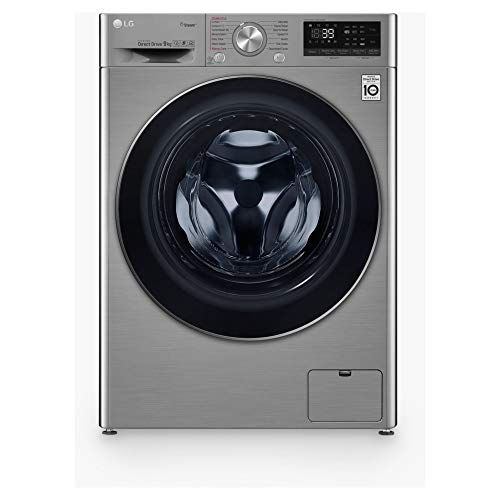 V7 F4V709STSE 9kg 1400rpm WiFi Connected Washing Machine