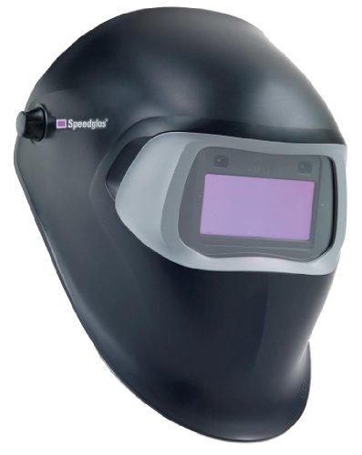 3M Speedglas 100, Schweißmaske, H751120, schwarz