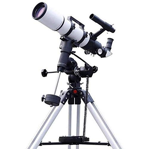 WNTHBJ Teleskop, 600X70mm Berg Astronomische Refraktor Für Kids Anfänger - Reise-Teleskop Mit Tragetasche, Mit Stativ-Telefon-Adapter