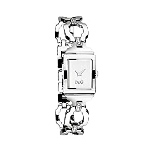 D&G Dolce&Gabbana DW0333 – Reloj analógico de mujer de cuarzo