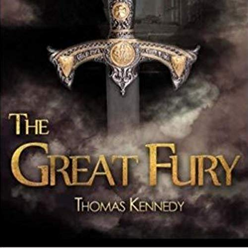 The Great Fury audiobook cover art