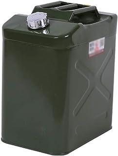 MEI XU Portable Fuel Tank, Thickened Portable Small Gasoline can 20L, 25L, 35L, 40L Emergency Spare car Fuel Tank Fuel, Su...