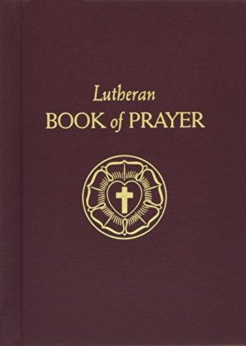 The Lutheran Book Of Prayer
