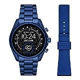 Michael Kors - Access Smartwatch da donna con batteria taglia unica, blu 32012642