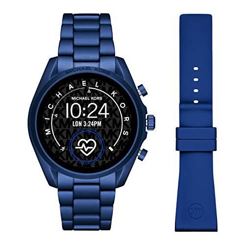 Smartwatch Michael Kors Bradshaw 2 Gen 5 Blau MKT5102
