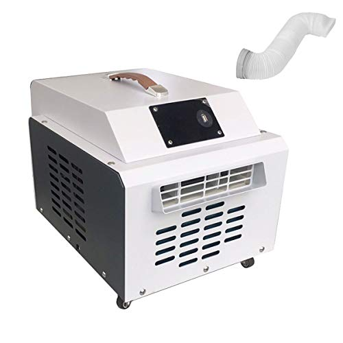 Silent Tragbare 12V / 24V klimaanlage Auto, 400W Fast Heating and Cooling Air Conditioner, Heater for Home Camping Outdoor Motorhome Ventilation Motorhome Caravan