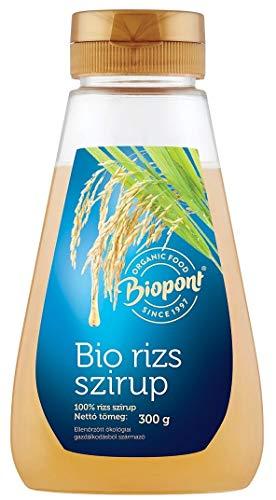 SIROP DE RIZ BIO 300 g - BIOPONT