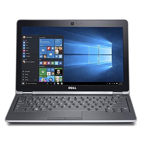 Dell Latitude E6230 - 12.5' Laptop Intel Core i7-3520M / 2.9 GHz (3.6 GHz Turbo) Processor, 8GB RAM, 120GB SSD, Windows 10 Pro 64-bit - NTTPF A00 (Renewed)