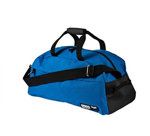ARENA Unisex – Erwachsene Sporttasche Duffle Team 25L, blau, 25cm x 50cm x 18cm
