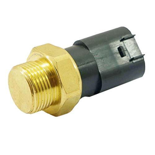 SODIAL 1J0 959481 una 1J0959481A Sensor de Temperatura del Interruptor TéRmico del Ventilador de RefrigeracióN 1J0 959 481A para MK4 A3