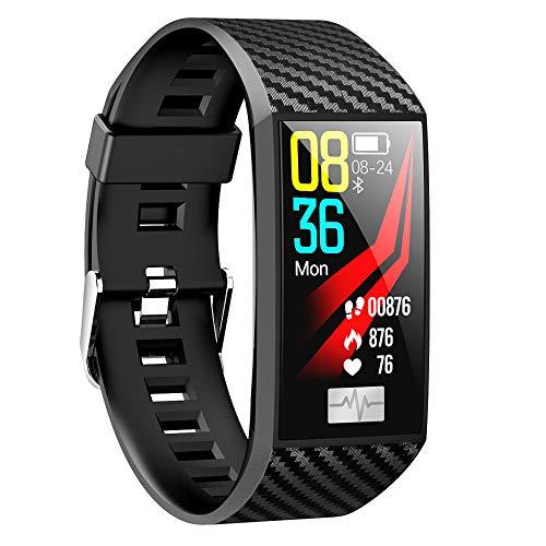N3 ZELEK Smart Watch Women Reloj Inteligente Mujer Hombre Pulsera Actividad Inteligente Reloj Deportivo Reloj Hombre ECG BATERÍA Fuerte Impermeabl Reloj Mujer Smartwatch Xiaomi Smartwatch para Niños