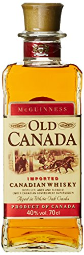 Mc Guinness Old Canada Whisky (1 x 0,7 l)