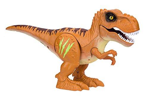 ROBO ALIVE 7110B Dinosaur Spielzeug, orange, Einheitsgröße