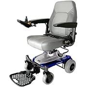 Shoprider Smartie Power Chair, Blue