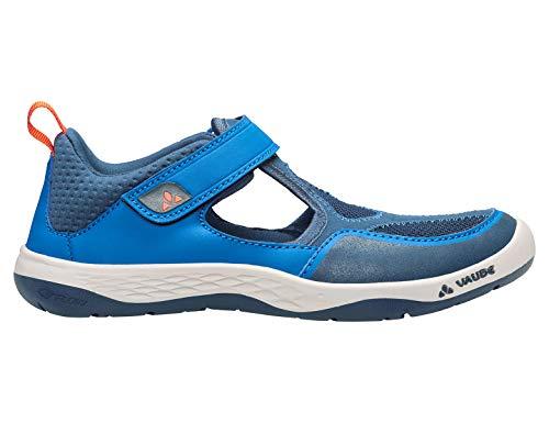 VAUDE Aquid, Sneaker Garçon Unisex Kinder, Bleu (Baltic Sea 334), 29 EU