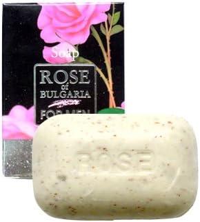 Jabón Natural de Rosa Caballero - Rosa de Bulgaria