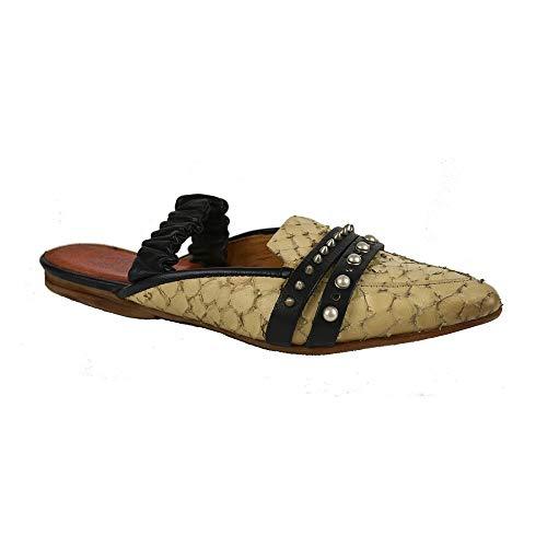 A.S.98 Airstep Damen Sling Leder Sandale Sandaletten Schuh Schuhgröße 36