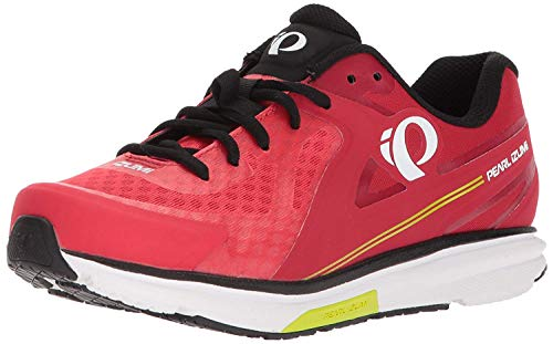PEARL IZUMI X-Road Fuel V5 - Zapatillas para Hombre, Color Rojo, Talla 48 EU